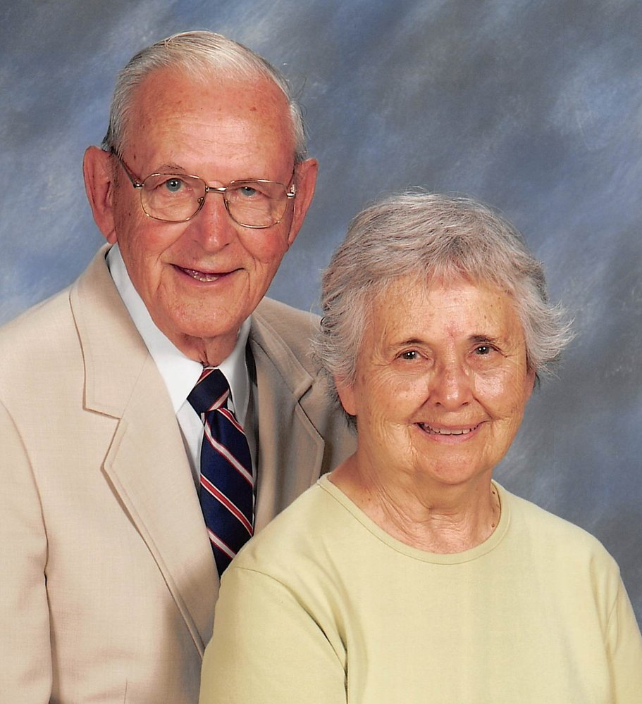 William & Jean Daggett